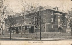 Boyd Hall, Athens, Ohio