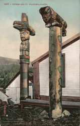 Totems and Fort Wrangell