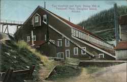 Two Hundred and Forty Stamp Mill at Treadwell Mine, Douglas Island