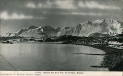 Haines and Fort Wm. H Postcard