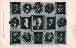 First Presidency and Apostles, Church of Latter Day Saints