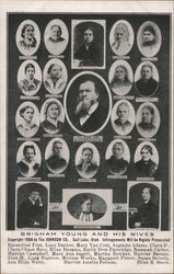 Brigham Young and His Wives