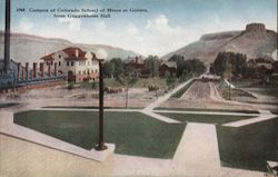 Campus of Colorado School of Mines at Golden, From Guggenheim Hall