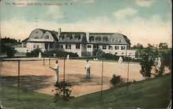 The Mohawk Golf Club Postcard