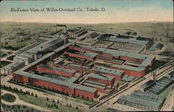 Bird's Eye View of Willys-Overland Company