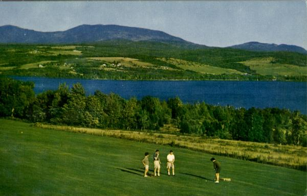 Rangeley Lakes Golf Course Canada Misc. Canada