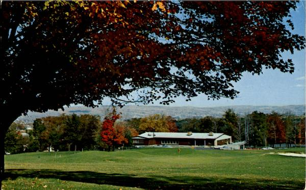 Valley View Municipal Golf Course Utica New York