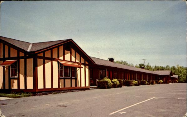 The Howe Caverns Motel Howes Cave New York
