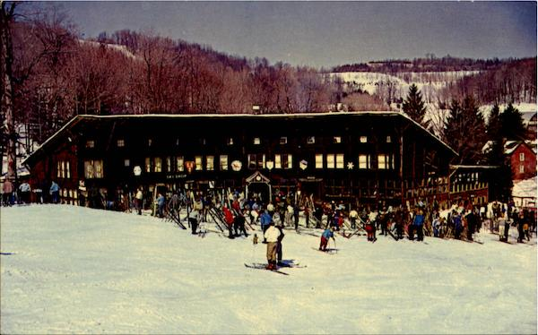 Seven Springs Ski Area Tyrolean Pennsylvania Skiing