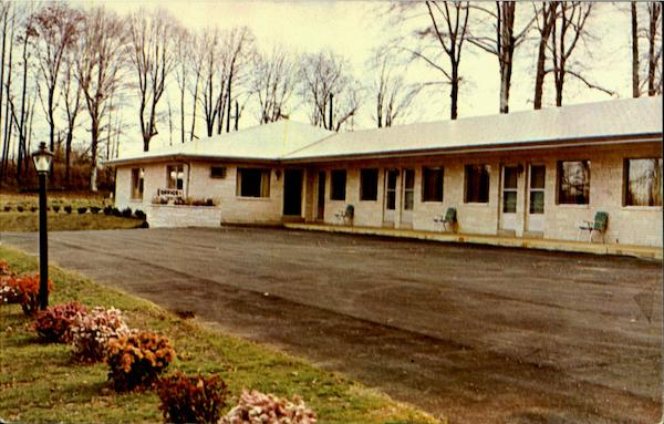 Beechwood Motel, 1310 Wilmington Pike West Chester Pennsylvania