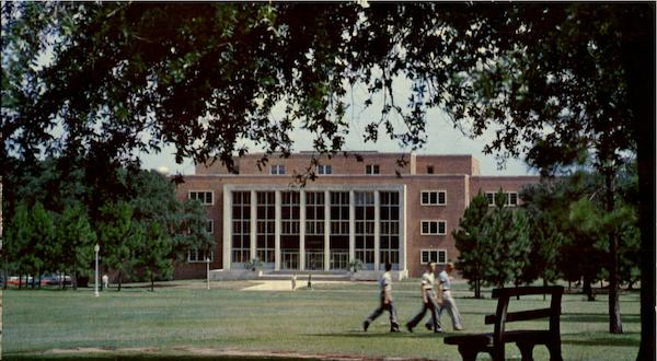 New Library Building Of Florida State University