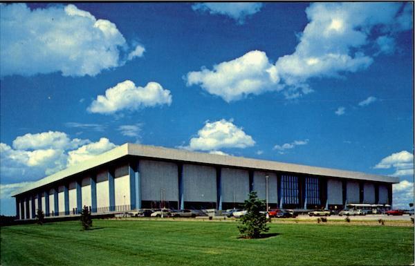 U. S. Air Force Academy Field House