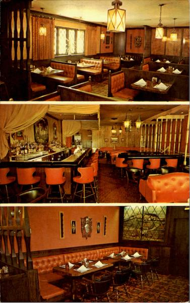 The Chateau Restaurant And Lounge, 201 Hanover Street Manchester New Hampshire