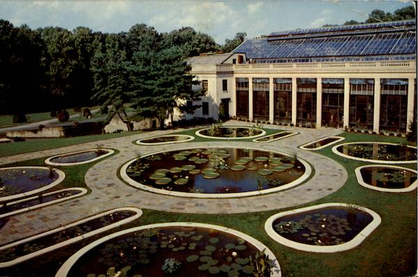 Longwood Gardens, Kennett Square Pennsylvania
