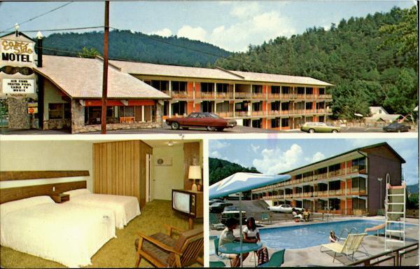 East Side Motel Hwy 73 East Gatlinburg Tn