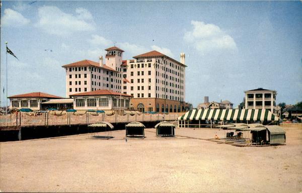 Ocean City, NJ Hotels & Motels + Big Hotel Map