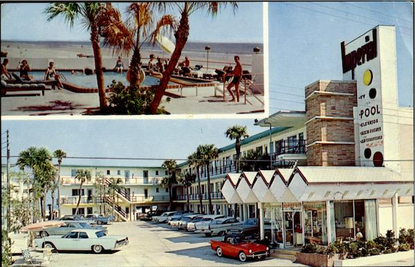 Imperial Beach Motel, 1903 So. Atlantic Ave Daytona Beach Florida