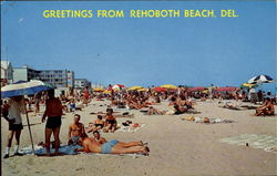 Greetings From Rehoboth Beach