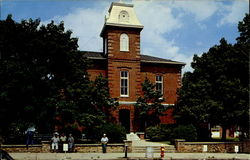 Transylvania County Court House