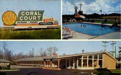 Coral Court Motor Lodge & Restaurant