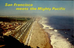San Francisco Meets The Might Pacific