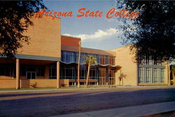 Arizona State College, Arizona State University Postcard