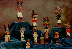 Kachina Doll Collection