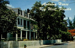 Audubon House Postcard