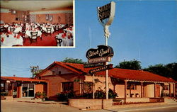 Motel Stevens And Silver Spur Restaurant