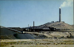 Anaconda Copper Mining Company's Washoe Smelter