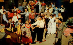 Square Dancing As Seen In The Bagnell Dam Area