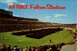 Air Force Falcon Stadium