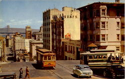 San Francisco's Cable Cars