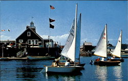 Sandy Bay Yacht Club, Rockport