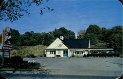 Lillian's Restaurant, 50 mi. North Of N. Y. C. Postcard