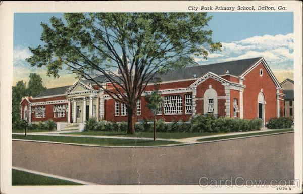 City Park Primary School Dalton Georgia