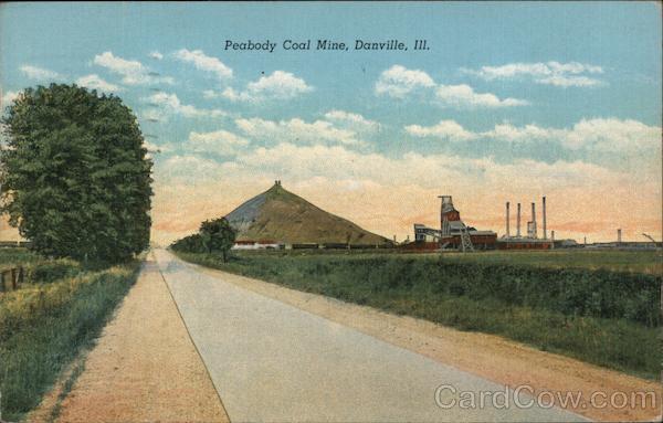 Peabody Coal Mine Danville Illinois