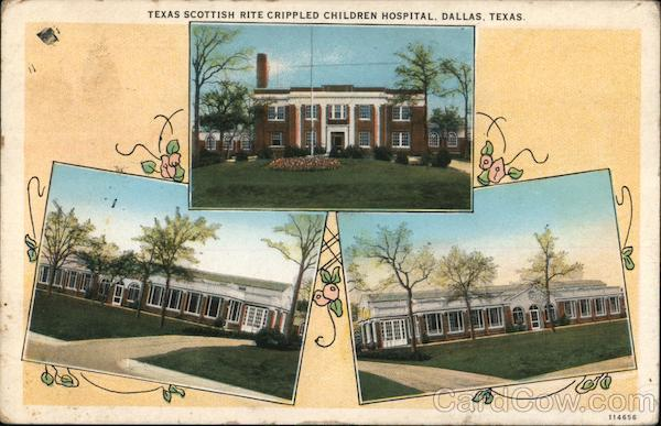 Texas Scottish Rite Crippled Children Hospital