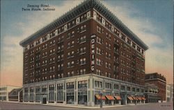 Deming Hotel Postcard