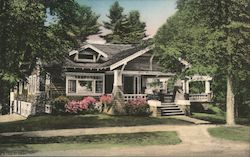 The Playhouse Toy Town Tavern Postcard