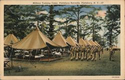 Military Training Camp, Plattsburg Barracks