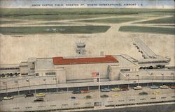 Amon Carter Field, Greater Ft. Worth International Airport