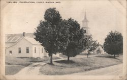 Town Hall, Congregational Church