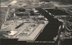 Port Newark, Seaport and Airport
