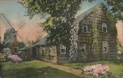 "John Howard Payne's ""Home, Sweet Home"" and the Old Windmill Postcard"