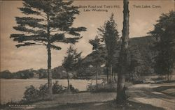East Shore Road and Tom's Hill, Lake Washining