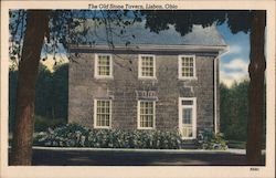 The Old Stone Tavern Postcard