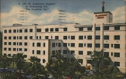"St. Anthony's Hospital, ""The Sunshine City"""