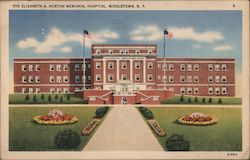The Elizabeth A. Horton Memorial Hospital