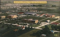 Aerial View of McNeese College